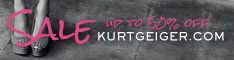 New Season available at kurtgeiger.com