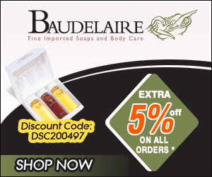 Baudelaire Specials - Additional 5% off