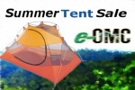 e-OMC.com Spring Sale on Tents!!