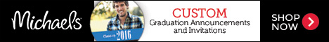 Custom Graduation Invitations and Announcements