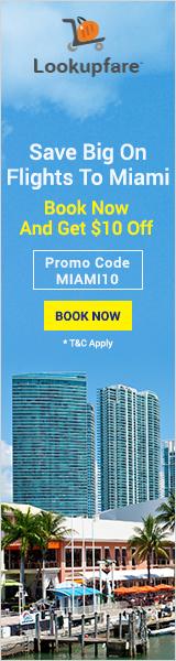 Miami Flight Deals at Lookupfare
