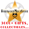 Hollywood's Largest On-line Gift Store
