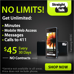 UNLIMITED - 30 Days of Service for $45