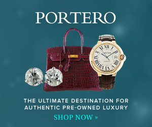 Save an extra 20% at Portero.com with thanks20