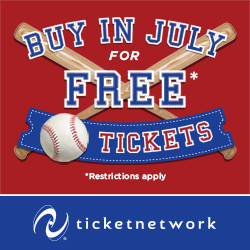 Buy in July at TicketNetwork!