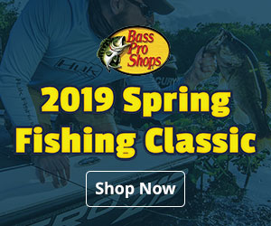 Bass Pro Spring Fishing Classis Sale