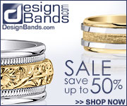 DesignBands.com - Wedding rings and Wedding Bands