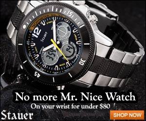 Get The Colossus Hybrid Digital & Analog Watch
