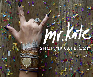Mr. Kate 30% OFF Labor Day Weekend SALE!