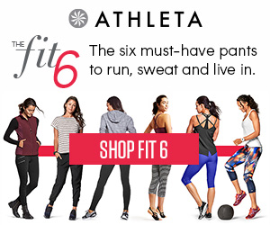 The Fit 6: The six must-have pants to run, sweat and live in. Shop Fit 6!