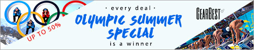 Olympic Summer Special Sale: Up to 50% OFF