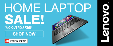 Lenovo Home Laptop Sale! 450x185
