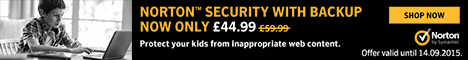 Norton Security with Backup - UK