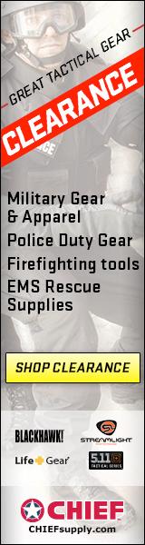 Police Clearance Gear