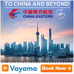 Vayama - China Eastern Airlines_Jul2017: Great flight deals to China and beyond!