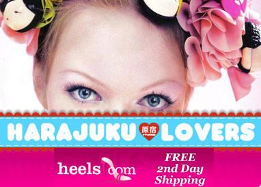 Harajuku Lovers Shoes @ Heels.com!