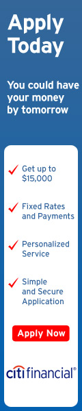 CitiFinancial Personal Loan
