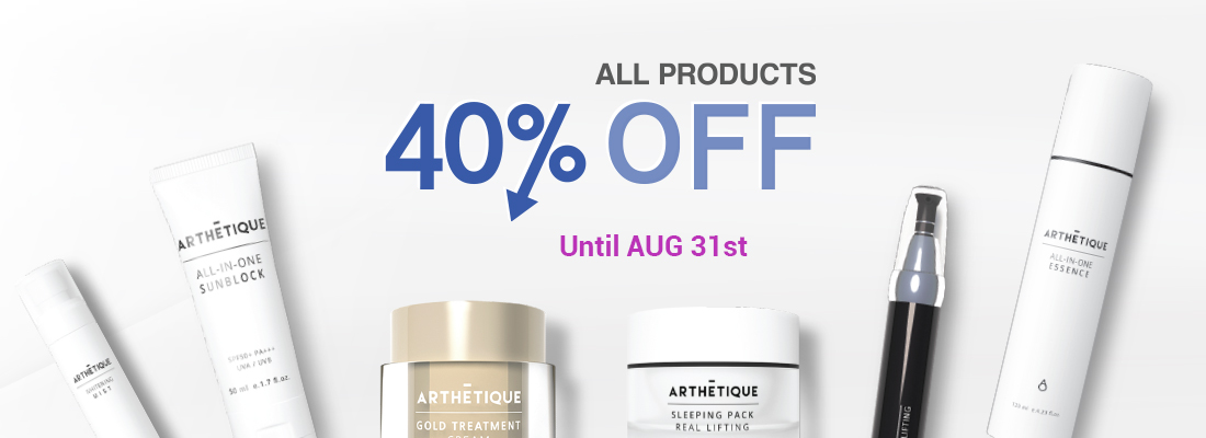 Keep the balance of your beauty from morning until night. New cosmetic, Up To 40% until this August