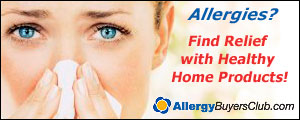 Allergies Small Block Banner