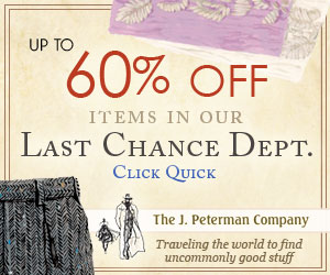 Up to 60% off Last Chance Dept.