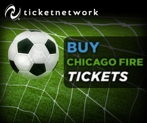 Buy Chicago Fire Tickets