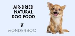 Wonderboo Natural Dog Food