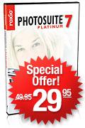 Buy PhotoSuite 7 Platinum at Roxio.com