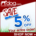 FREE Shipping over $99 at dog.com