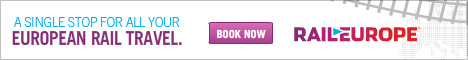 Save 50% off on Thalys with Rail Europe