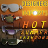 $10 off $100 Sunglasses at Designers Imports with