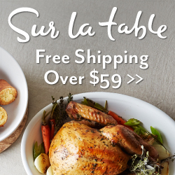 Sur La Table Free Shipping