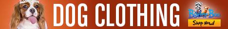 Shop Dog Clothing At BaxterBoo.com!