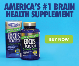 America's #1 Brain Health Supplement