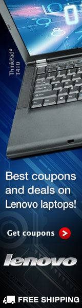 Lenovo Coupons