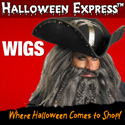 Costume Wigs from Halloween Express