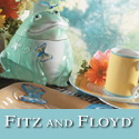 Shop Fitz and Floyd Dinnerware, Decor and More...