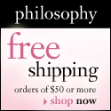 free shipping on all orders of $50 or more at phil