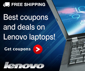 Lenovo eCoupons
