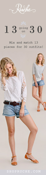 Ruche Summer Outfits