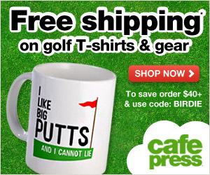 Golf Themed Merchandise
