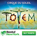 Cirque du Soleil Totem in NYC - Save Big on Tickets!