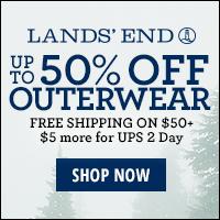 Lands' End Outerwear