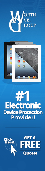 Worth Ave. Group, #1 Electronic Device Protection Provider!