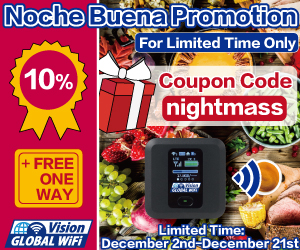 Image for Noche Buena Promotion 300x250