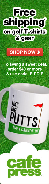 Golf Themed Merchandise