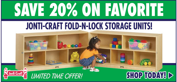 Save 20% on Jonti Craft