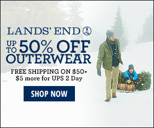 Lands' End Outerwear