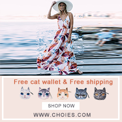 Free Cat Wallet Gift & Free Worldwide Shipping for Orders $35.99+ And $20 OFF Moreover!