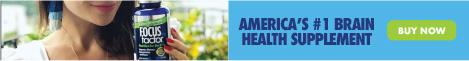 America's #1 Brain Health Supplement
