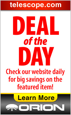 Orion Telescopes & Binoculars Deal of the Day